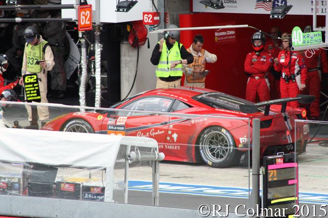 Ferrari 458 Italia GT2, Bill Sweedler, Townsend Bell, Jeff Segal, Le Mans,