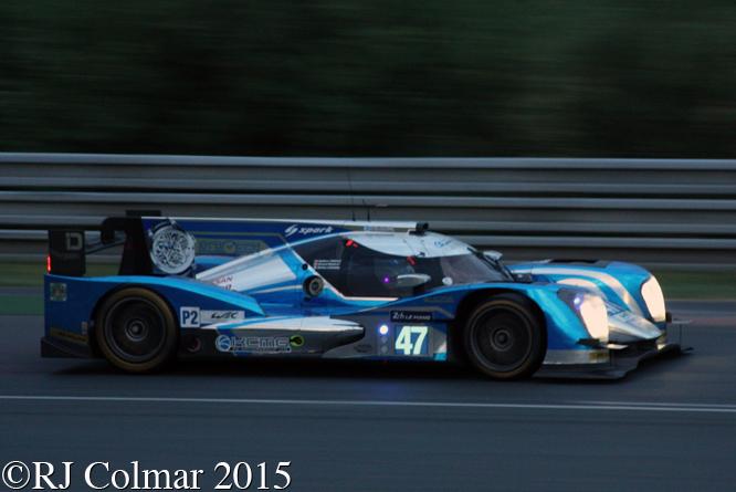 Oreca 05, Matthew Howson, Richard Bradley, Nicolas Lapierre, Le Mans