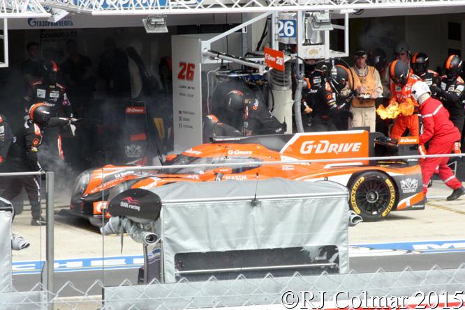 Ligier JS P2, Roman Rusinov, Julien Canal, Sam Bird, Le Mans,