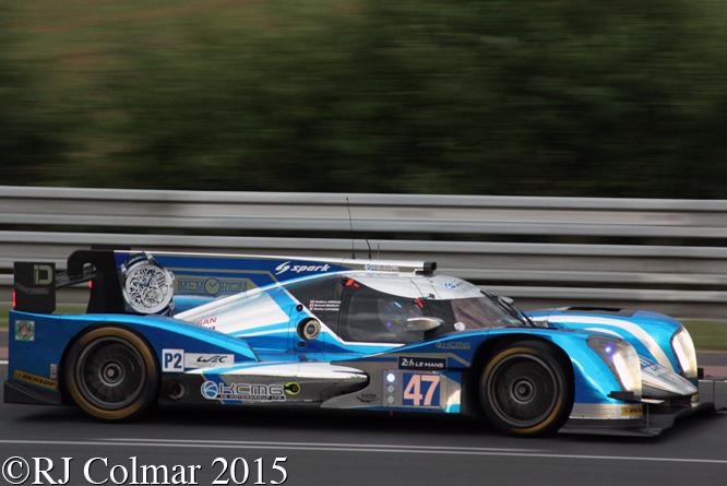 Oreca 05, Matthew Howson, Richard Bradley, Nicolas Lapierre, Le Mans,