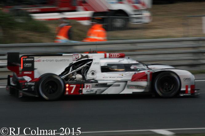 Audi R18 e-tron quattro, André Lotterer, Marcel Fässler, Benoît Tréluyer, Le Mans,