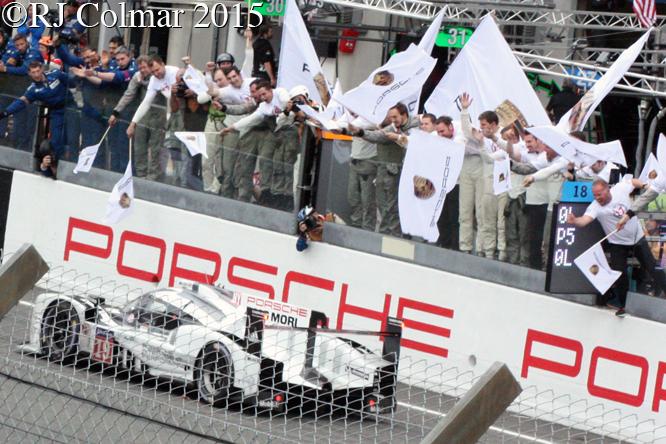 Porsche 919 Hybrid, Earl Bamber, Nick Tandy, Nico Hülkenberg, Le Mans,
