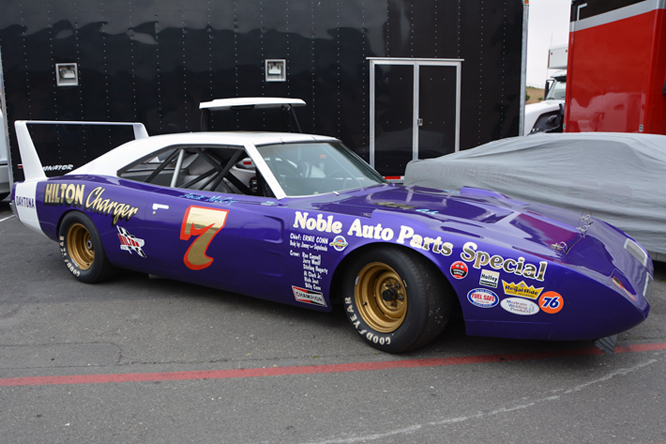 Doug Schultz, Dodge Daytona, Sonoma Historic Motorsports Festival