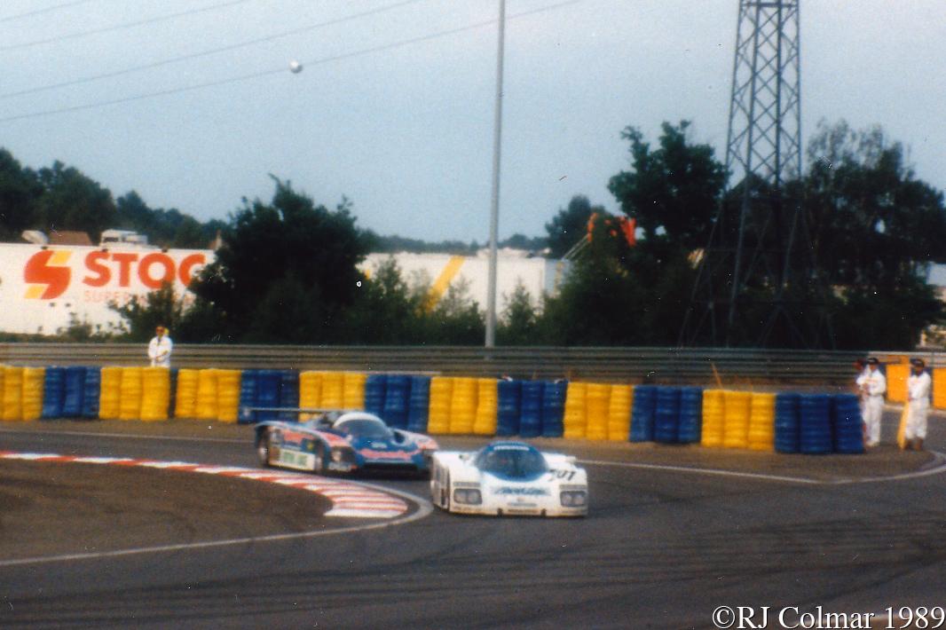 Mazda 767B, Kennedy, Hodgetts, Dieudonné , Le Mans,