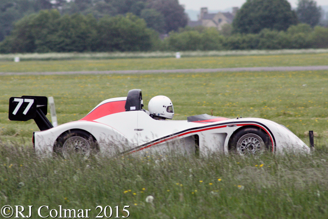 Radical SR4, Stewart Lillington, Hullavington Wessex Sprint