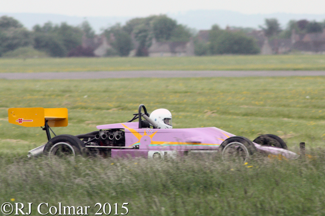 Hawke DL16, Jeremy Hawke, Hullavington Wessex Sprint