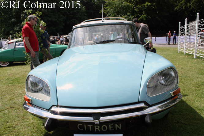 Citroën DS23 Familiale, Goodwood Festival of Speed