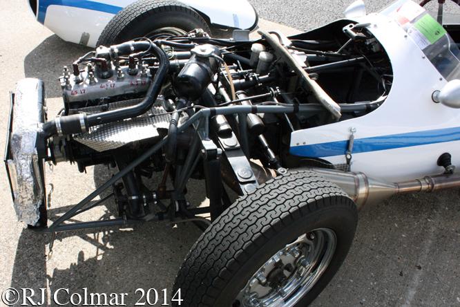 Mitter, VSCC Spring Start, Silverstone,