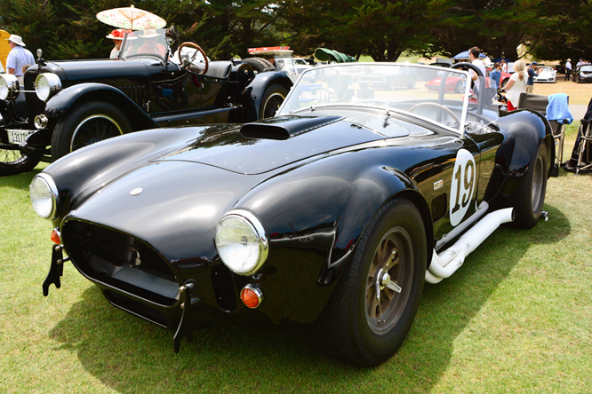 Shelby Cobra, Hillsborough Concours d'Elegance