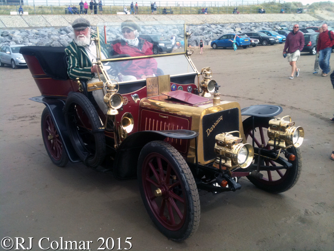 Darracq 1.9 Twin, Pendine Sands