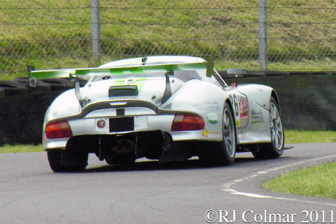 Marcos Mantis GT2, Head, Tilley, Britcar, Castle Combe