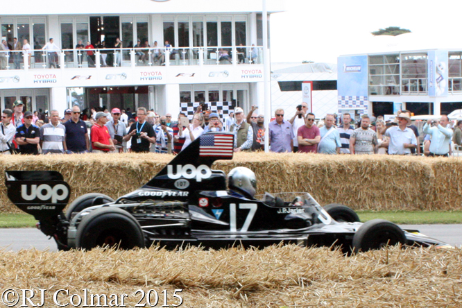 Shadow DN7, Grant Beath, Goodwood Festival of Speed,