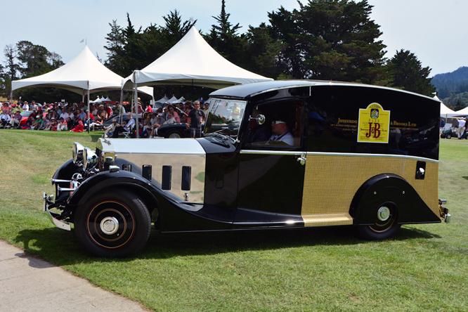 Rolls Royce 20/25 Vincent Van, Hillsborough Concours d'Elegance
