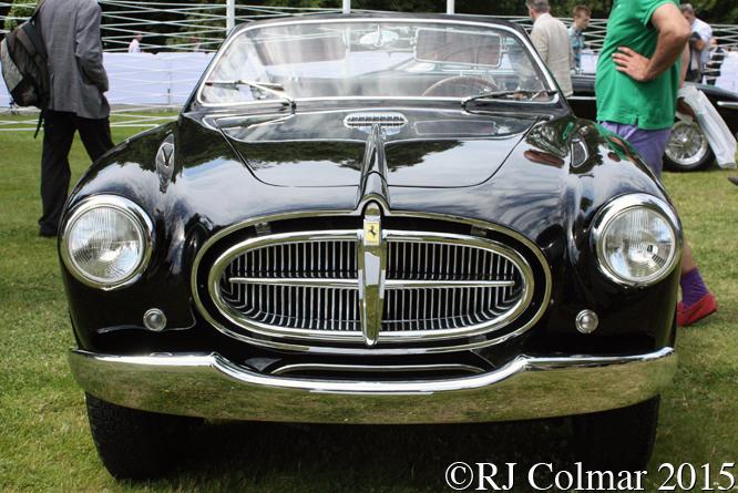 Ferrari 212 Inter Vignale Cabriolet, Goodwood Festival Of Speed