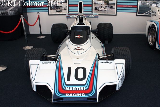 Brabham Cosworth BT42, Goodwood Festival of Speed,