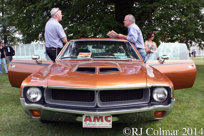 AMC Javelin SST Mark Donohue, Goodwood Festival Of Speed,