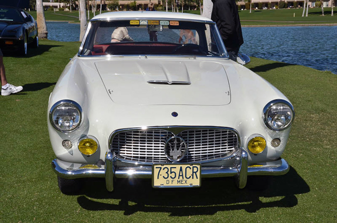Maserati 3500 GT, The Desert Classic, Palm Springs,