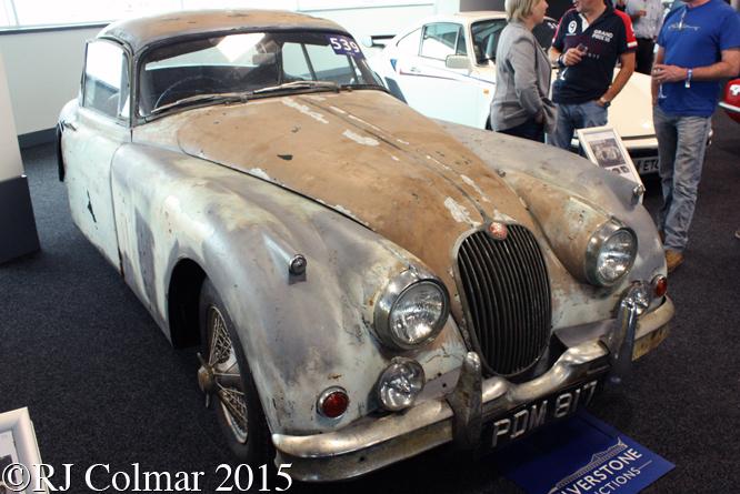 Jaguar XK150, Silverstone Auctions, Silverstone Classic,