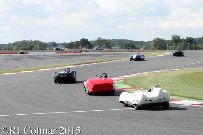 Stirling Moss Trophy, Silverstone Classic