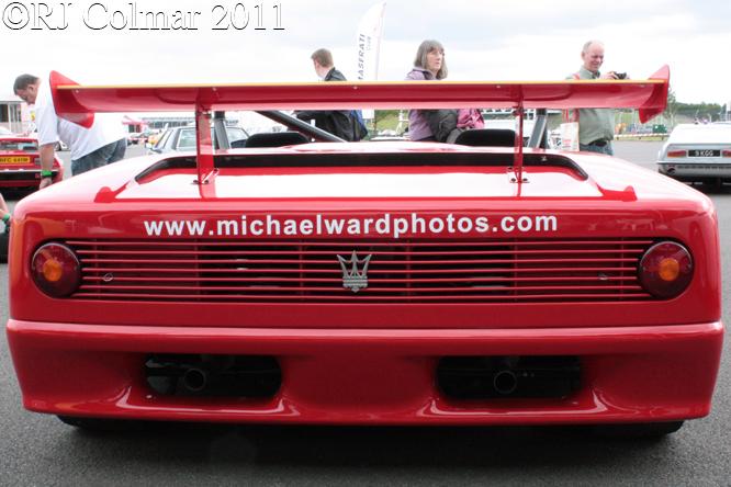 Maserati Barchetta, Siverstone Classic