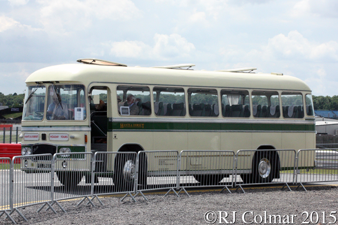 Bristol MW6G, White, Silverstone Classic