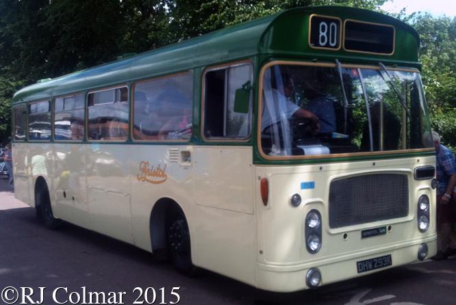 Bristol LH, Frenchay Car Show, Bristol
