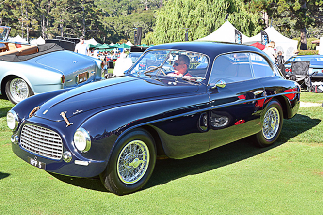 Ferrari 166 Inter Touring Berlinetta, The Quail