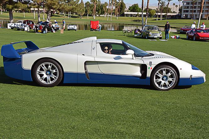 Maserati MC12 Stradale, Desert Classics Concours d'Elegance,