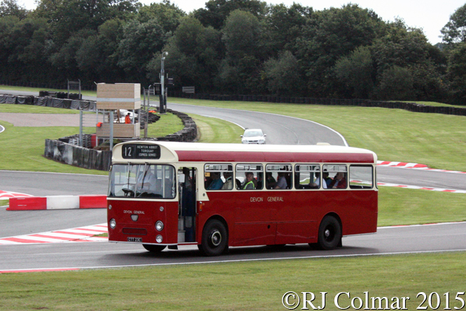 AEC Reliance, Oulton Park, Gold Cup,