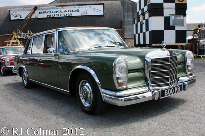 Mercedes Benz 600 SWB, Brooklands Double Twelve