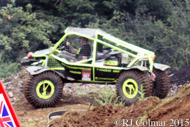 Screamer, Rally Day, Castle Combe