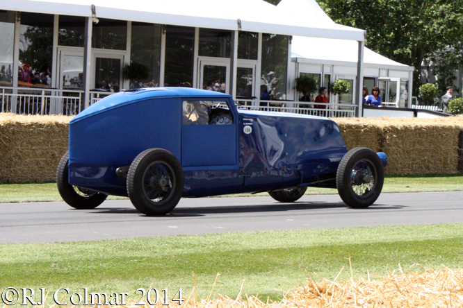 Renault 40CV Montlhéry Coupé, Jean-Louis Pichafroy, Goodwood Festival of Speed,