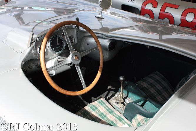 Mercedes 300 SLR, Goodwood, Festival of Speed,