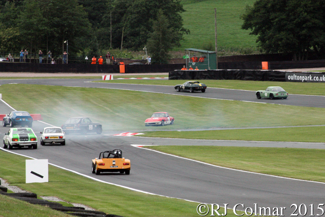 70's Road Sports, Gold Cup, Oulton Park
