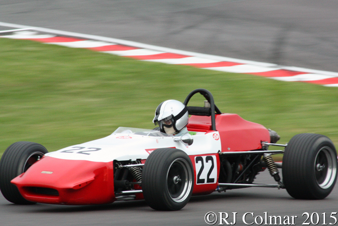 March 703, Simon Armer, Gold Cup, Oulton Park,