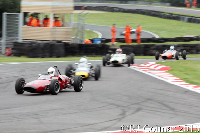 Historic Formula Junior, Gold Cup, Oulton Park,