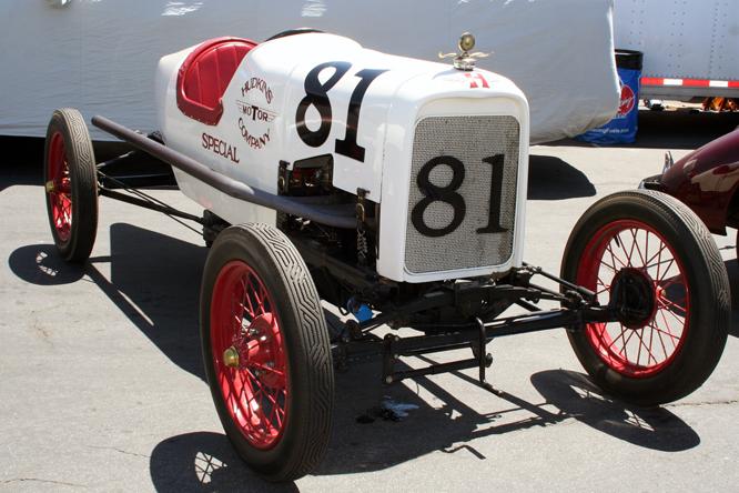 Ford Model T Speedster, Rolex Monterey Motorsports Reunion