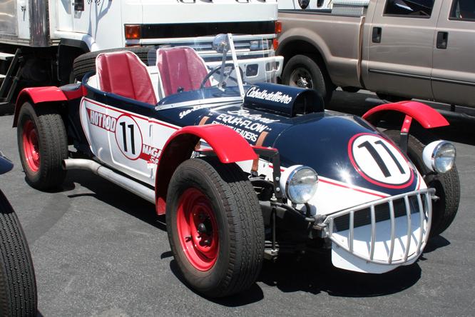 Caballo de Hiero, Rolex Monterey Motorsports Reunion