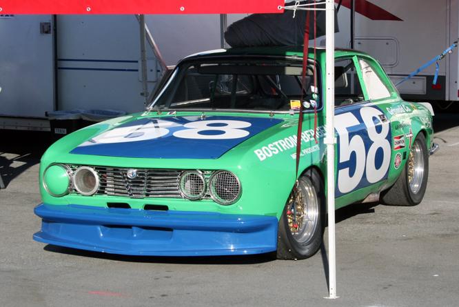 ALFA Romeo GTV, Rolex Monterey Motorsports Reunion,