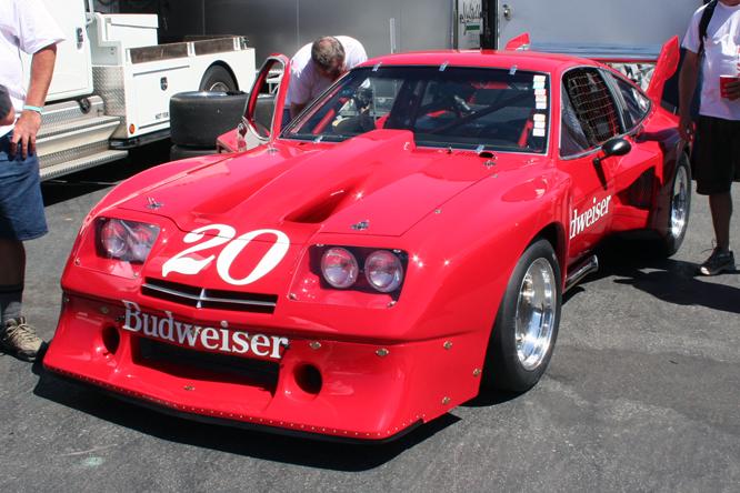 Chevrolet Monza, Rolex Monterey Motorsports Reunion, Laguna Seca,