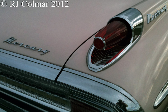 Mercury Monterey 4 Door Sedan, Goodwood Revival,