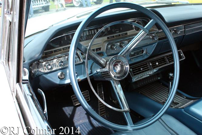 Mercury Monterey S-55 Convertible , Summer Classics, Easter Compton