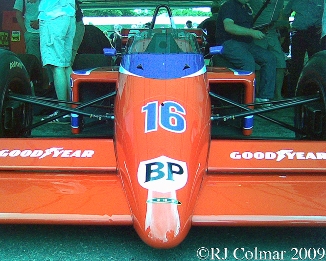 Lola Hart THL1, Goodwood, Festival of Speed