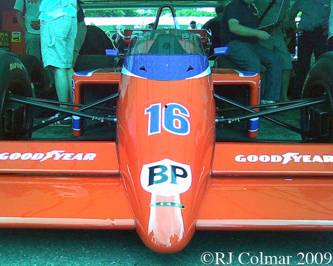 Lola Hart THL1, Goodwood, Festival of Speed