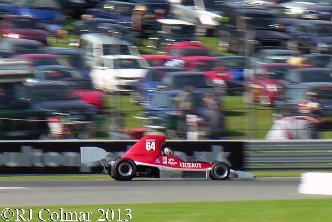 Lola T400, Michael Lyons, Gold Cup, Oulton Park,