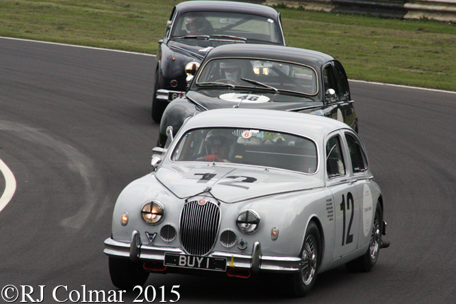 Jaguar Mk 1, Williams, Butterfield, Dorlin, Castle Combe