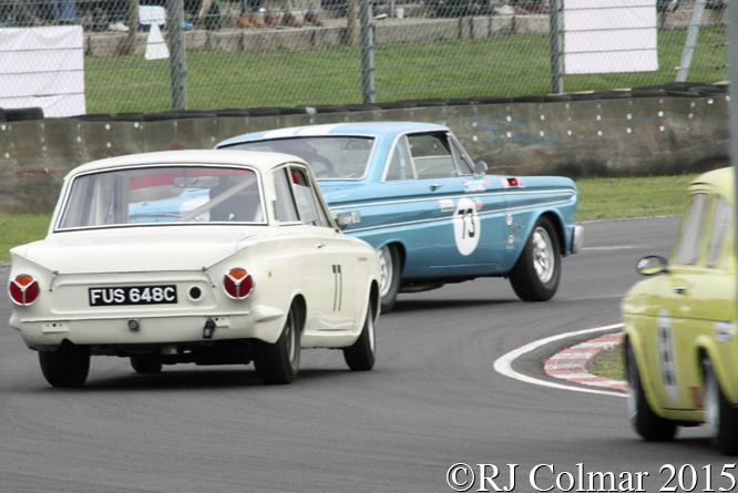 Ford Falcon, Chris Clarkson, Castle Combe