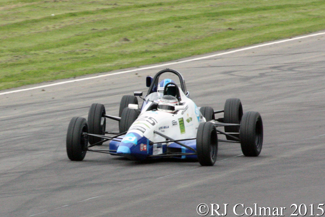 Spectrum/Moyers, Reynard/Fisher, FF1600, Castle Combe