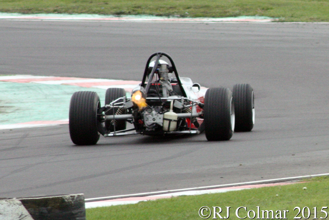 March 703, Simon Armer, Castle Combe, Castle Combe