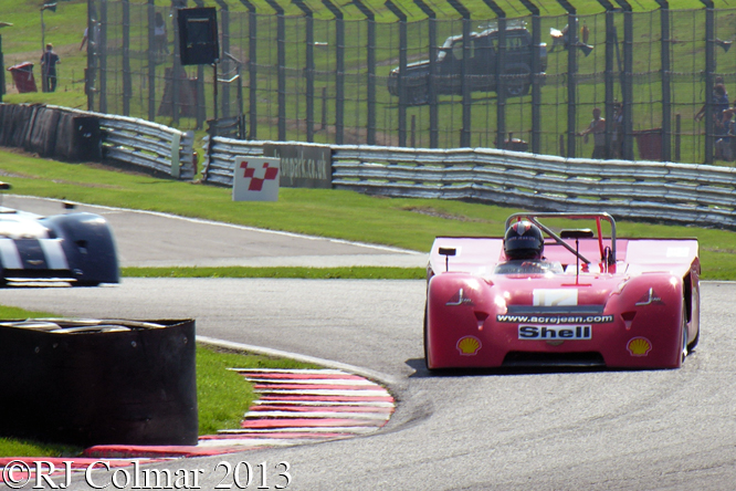Chevron Cosworth B19, Ross Maxwell, Oulton Park,
